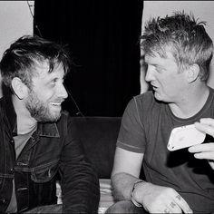 Dan Auerbach & Josh Homme