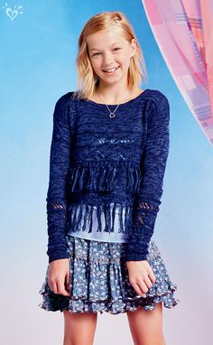 The Fringe Factor: that extra something special that sways and sashays!