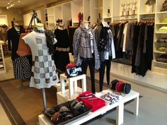 ladies boutique interiors | Commercial: Berlin's Women's Clothing ...