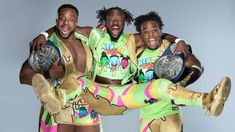 Photos: The Miz & John Morrison enter the Hall of SmackDown Tag Team Champions Wwe News, Wwe Superstars, New Day, Champion, Tags, Join, Wrestling, Photos, Lucha Libre