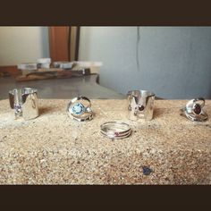 Anillos en plata Phridajoyas