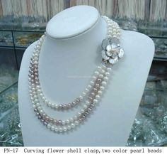 Henna New Bridal: Pearl Necklace
