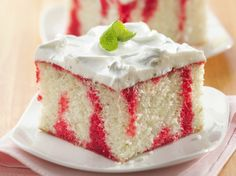 Looking for a layer cake using Betty Crocker® SuperMoist® white cake mix? Then check out this delicious dessert recipe.