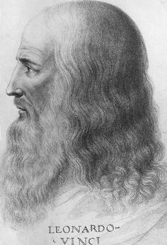 Leonardo da Vinci Self Portrait - Leonardo da Vinci