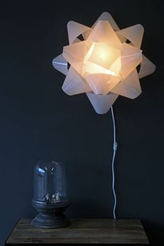 Fabulous Giant Bow Lamp - Surprise Surprise - White WAS 149 NOW 99