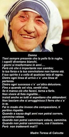 Mother Teresa Quotes, Intelligence Quotes, Maria Teresa, Italian Language, Grace Kelly, Spiritual Quotes, Deep Thoughts, Beautiful Words, Life Lessons