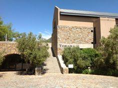 Tokara Restaurant in Stellenbosch, Western Cape