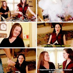 I love this part because Piper is finally accepting Paige as her sister and starting to bond with her.