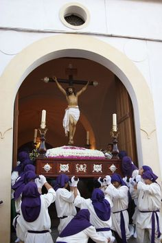 La Semana Santa Cacereña, según Abraham.