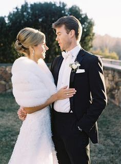Winter Wedding Fur, Winter Wedding Bridesmaids, Winter Bride, Winter Wonderland Wedding, Brides And Bridesmaids, Vintage Fur, Vintage Bridal, Vintage Glamour, Bridal Jackets