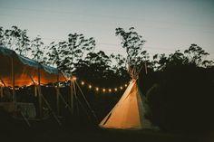Real Wedding / Xanthe & Sam's Bohemian Love Story / LANE (instagram: the_lane)