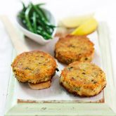 Tuna and Zucchini Patties - Coles Recipes & Cooking