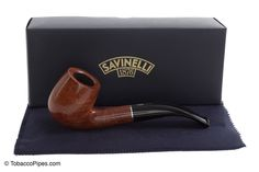 TobaccoPipes.com - Savinelli Tre 601 Tobacco Pipe - Smooth, $96.00 (http://www.tobaccopipes.com/savinelli-tre-601-tobacco-pipe-smooth/)
