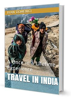 Travel in India: A Once in a Lifetime Experience (English Edition)