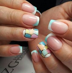 French Nails, Mani Pedi, Manicure And Pedicure, Art Simple, Top Nail, Nail Arts, Manicures, Nails Inspiration, Beauty Nails