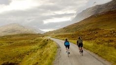 Wilderness' road cycling junkie, Craig, loves the cycling routes in the Scottish Highlands. Check out his top picks for road cycling in Scotland - Highlands Scottish Highlands, Bike Trails, Road Cycling, Wilderness, Scotland, Country Roads, Good Things, Mountains, Travel