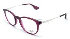 Desde o icônico Aviador, a marca Ray-Ban é referência no mercado de óculos, seus modelos ditam tendência e são sempre a escolha de quem não quer errar no visual. Usar óculos de grau não é motivo para abrir mão de todo o estilo da Ray-Ban, compre já sua armação Ray-Ban RB 7099L!  http://www.oticasbrasil.com.br/ray-ban-rb-7099l-5477-oculos-de-grau
