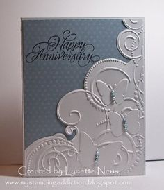My Stamping Addiction: Spellbinders