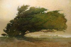 Pstihurism by Web Bryant Oil ~ 24 x 36