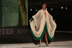Hippy Garden fashion from Croatia. I love the Greek influence in this design.