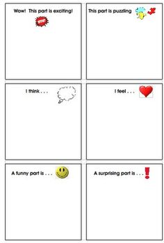 Independent---Partner-Reading. Could print on sticky notes and create a sticky parking lot for these.