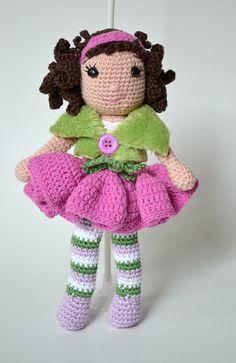 Horgolt baba, pamut #amigurumi Baba, Crochet Hats, Amigurumi, Crocheted Hats
