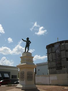 Statues Of Puerto Rico; Art or Worship?