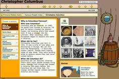 Each subject guide has its own difficulties. In this case it is finding accessible information for a younger age group and the fact that I am not a primary school teacher! Would love some feedback… 3rd Grade Social Studies, Kindergarten Social Studies, Social Studies Activities, Teaching Social Studies, Teaching Tips, Primary History, Study History, Primary School Teacher, Christopher Columbus