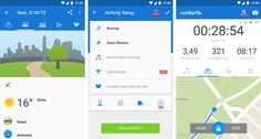 Metrics and progress tracking goes a long way to helping one try to stay fit and healthy. For those who opt to this with the help of an Android Android Wear, Android Apps, Running Distance, Sunny D, Basic Workout, Stay Fit, Fun Workouts, The Help, Weight Loss