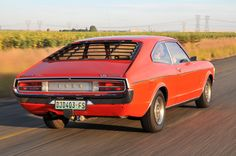 "South African Ford Granada Perana - XL Automatic ""V8"". Only in South Africa..."