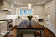wood top for kitchen island 163 Best Kitchen Islands With Wood Countertops Images In