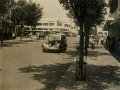 Kajoetangan te Malang. 1938