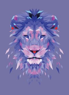He's living on the inside,  roaring like a lion.