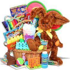 Ultimate Easter Gift Basket  $99.99 #pintowingifts