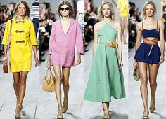 Fashionable colors: Spring 2015 – 12 trends