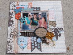 The Crafty Scrapper: January 2012