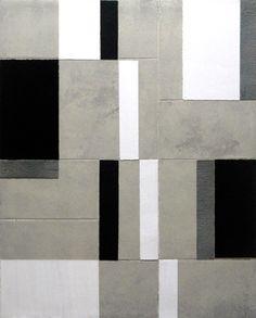 Collage art, using grid design layout