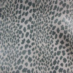 BIG CAT raised velvet spa home decor upholstery by reneesfabrics
