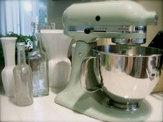Superieur My Dream   A Pistachio Kitchenaid