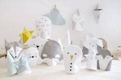 "Fabelab <br/> Adventskalender ""In The Snow"" <br/> Bunt,Wanddekoration, Fabelab - SNOWFLAKE kindermöbel concept store Christmas Crafts, Christmas Decorations, Xmas, Kids Christmas, Baby Accessoires, Advent Calenders, Christmas Calendar, Kids Store, Kids Decor"