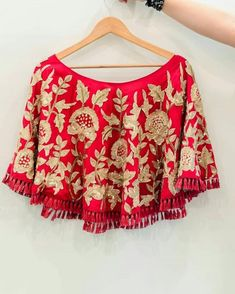 Blouse Designs: Blouse designs imagesAre you searching for the best blouse design images to get beautiful ideas that how to make different designs?So here we have tons of collections of blouse designs different types of patterns and. Lehenga Designs, Saree Blouse Designs, Indian Designer Outfits, Designer Dresses, Stylish Dresses, Fashion Dresses, Best Blouse Designs, Bolero, Capelet