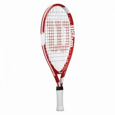 US Open 19in Youth Racquet [Red]
