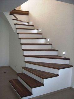 Marvelous Utilizing Stairway Lighting To Replace Your House In case you are searching for a brand new method so as … Home Room Design, Interior Design Living Room, Interior Decorating, House Staircase, Staircase Design, Stairway Lighting, House Lighting, Staircase Lighting Ideas, Stairs In Living Room