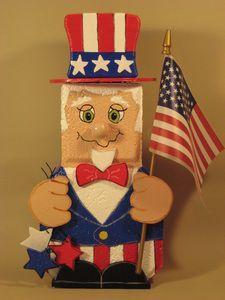 Patio Pavers - Uncle Sam