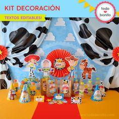 Toy Story: Kit decoración