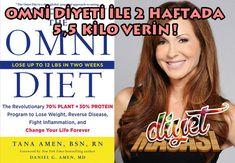 Tüm dünyada uygulanan 2 haftada 5,5 kilo verdiren Omni Diyeti ile zayıflayabilirsiniz !