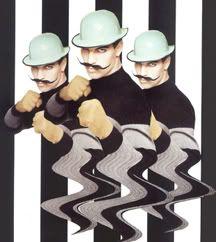 1989 - Jean Paul Gaultier Homme adv