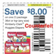 Warnings About Coupons for Free Products