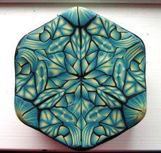 Blue Kaleidoscope by ToniNZ, via Flickr