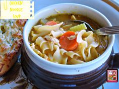 Kandy's Kitchen Kreations: Chicken Noodle Soup